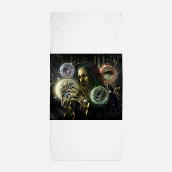 The Collector Beach Towel