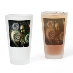 The Collector Drinking Glass
