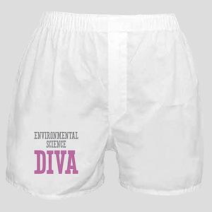Environmental Science DIVA Boxer Shorts