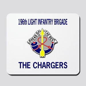 196th CHARGERS Mousepad