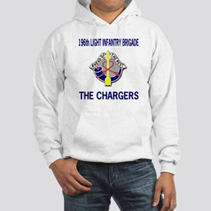 196th CHARGERS Hooded Sweatshirt