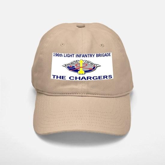 196th CHARGERS Baseball Baseball Cap