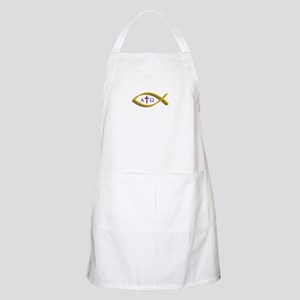 ALPHA AND OMEGA Apron