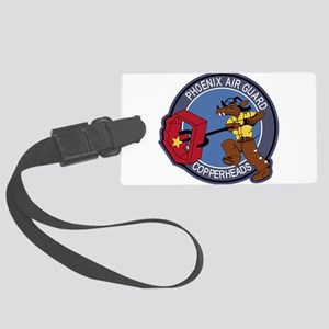 197th Air Refeuling Squadron Large Luggage Tag