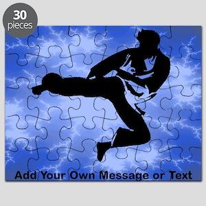 Martial Arts Friend Puzzle