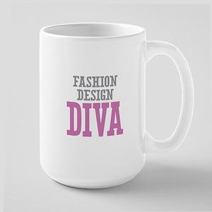 Fashion Design DIVA Mugs