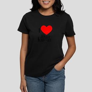 I Love Omar Khayyam Women's Pastel T-Shirt