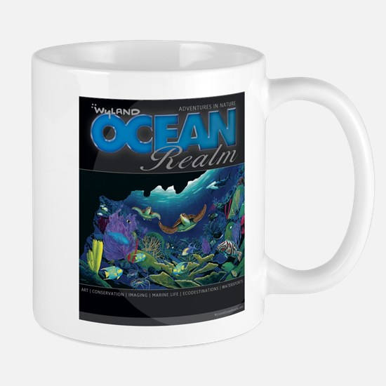 Wyland Ocean Realm Cover Mugs