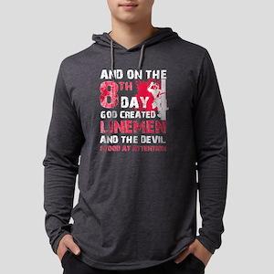 On The 8th Day God Created Lin Long Sleeve T-Shirt