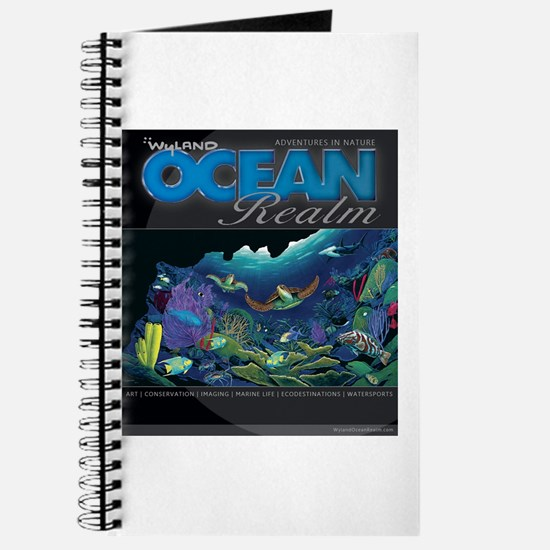 Wyland Ocean Realm Cover Journal