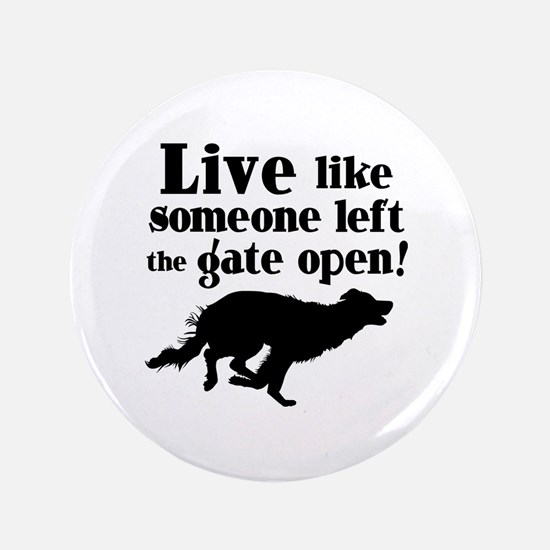 "OPEN GATE 3.5"" Button"