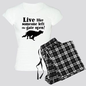 OPEN GATE Women's Light Pajamas