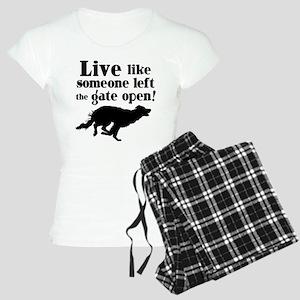 OPEN GATE Women's Light Pajamas