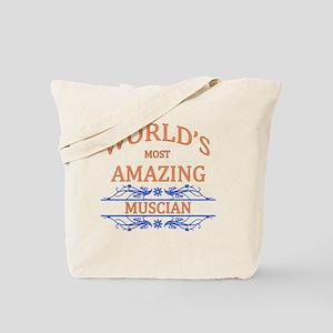 Muscian Tote Bag