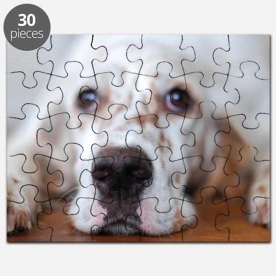 Puppy dog Puzzle