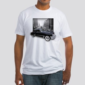 Classic City Caddy Fitted T-Shirt