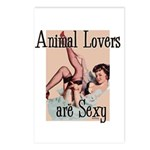 Sexy Postcards (Package of 8)
