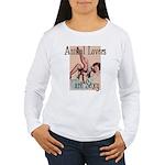 Sexy Women's Long Sleeve T-Shirt