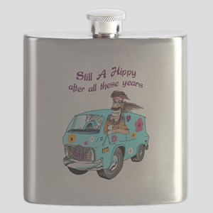 STILL A HIPPY Flask
