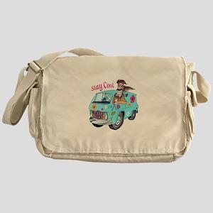 STAY COOL Messenger Bag