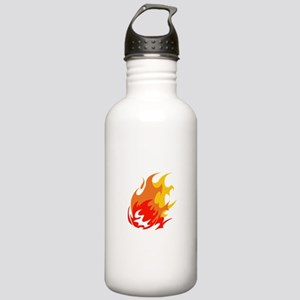 BALL OF FLAMES Water Bottle