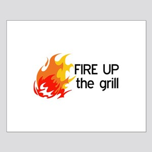 FIRE UP THE GRILL Posters