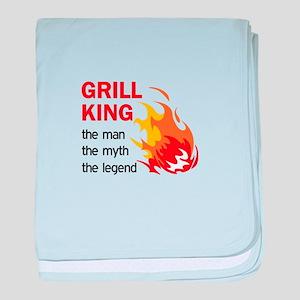 GRILL KING LEGEND baby blanket