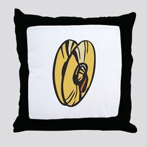CYMBALS Throw Pillow