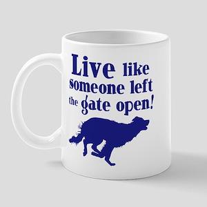 Open Gate Mug Mugs