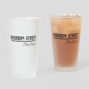 mardi28 Drinking Glass