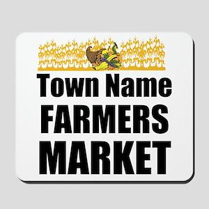 Farmers Market Mousepad