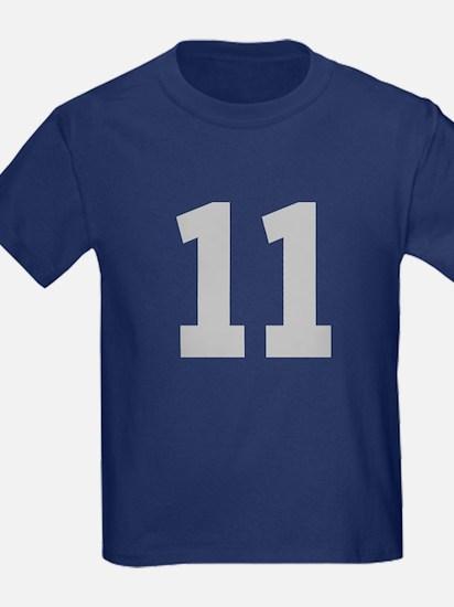 SILVER #11 T