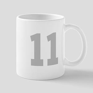 SILVER #11 Mug