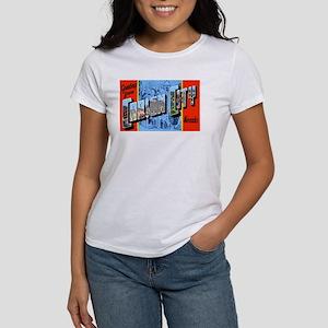 Carson City Nevada (Front) Women's T-Shirt