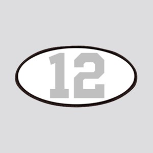 SILVER #12 Patches