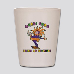 mardi91dark Shot Glass