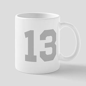 SILVER #13 Mug