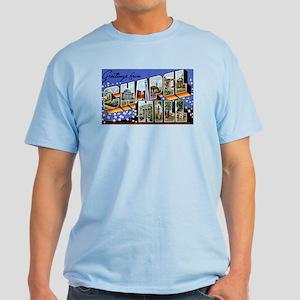Chapel Hill North Carolina Light T-Shirt