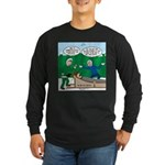 Scout Leader First Aid Long Sleeve Dark T-Shirt