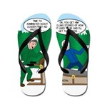 Scout Leader First Aid Flip Flops