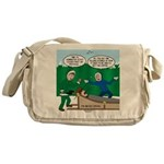 Scout Leader First Aid Messenger Bag