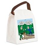 Scout Leader First Aid Canvas Lunch Bag