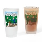 Scout Leader First Aid Drinking Glass
