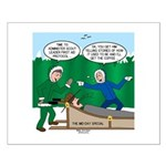 Scout Leader First Aid Small Poster