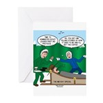 Scout Leader First Aid Greeting Cards (Pk of 10)