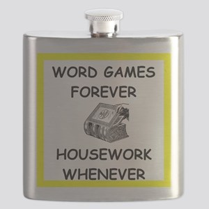 word game joke Flask