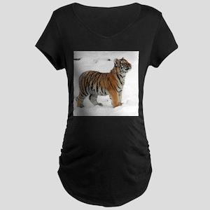 Tiger_2015_0117 Maternity T-Shirt