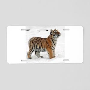Tiger_2015_0117 Aluminum License Plate