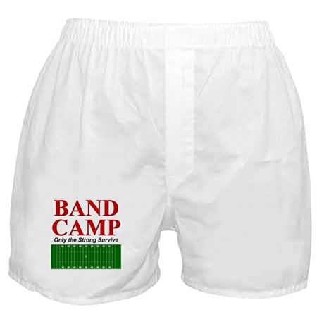 Marching Band - Band Camp Onl Boxer Shorts