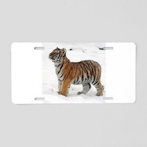 Tiger_2015_0118 Aluminum License Plate